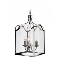 Firstlight Monarch 3 Light Traditional Pendant Light 8638CH