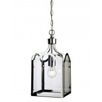 Firstlight Monarch Single Light Traditional Pendant Light 8637CH