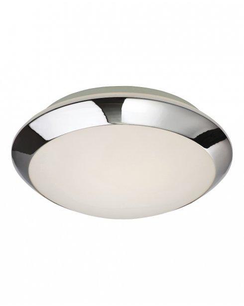 Firstlight Mondo Single Light Modern Bathroom Ceiling Fitting 6099CH