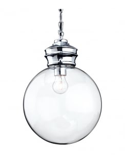 Firstlight Omar Pendant Light 3410CH