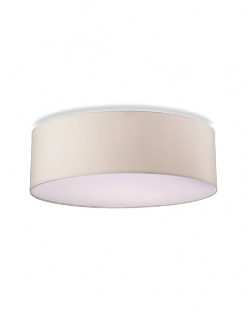 Firstlight Phoenix 2 Light Modern Flush Ceiling Fitting 2315CR