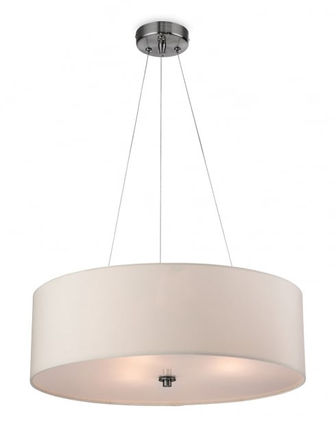 Firstlight Phoenix 3 Light Modern Pendant Light 2314CR
