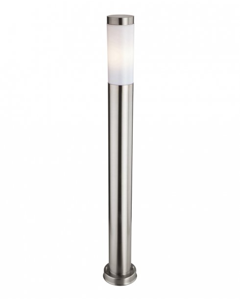 Firstlight Plaza Single Light Modern Outdoor Light Post 6407ST