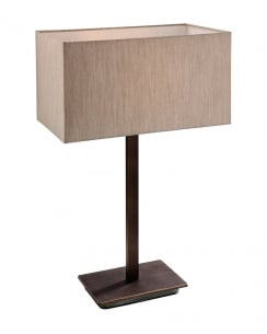 Firstlight Prince Incidental Table Lamp 8329BZOY