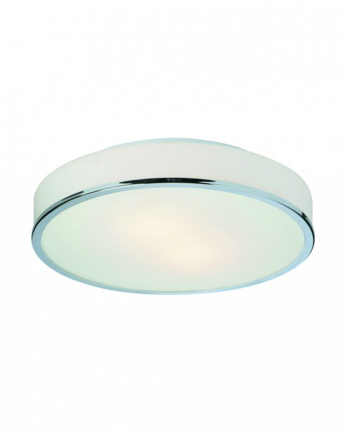 Firstlight Profile 2 Light Modern Bathroom Ceiling Fitting 5756CH