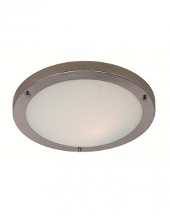 Firstlight Rondo 24 Light Modern Bathroom Ceiling Fitting 8611BS