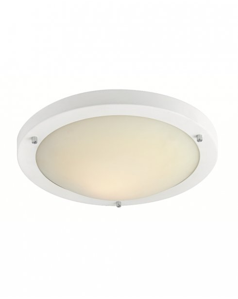 Firstlight Rondo 24 Light Modern Bathroom Ceiling Fitting 8611WH