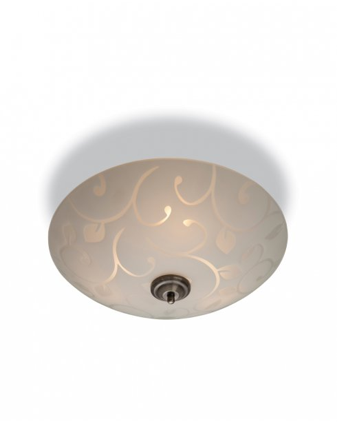 Firstlight Sadie 3 Light Modern Flush Ceiling Fitting 8317