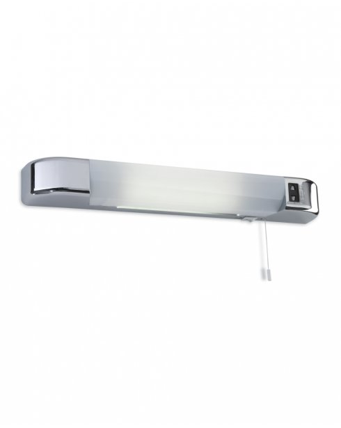 Firstlight Shaver Single Light Modern Bathroom Wall Fitting 6004CH