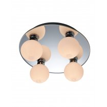 Firstlight Showtime 4 Light Modern Bathroom Ceiling Fitting 8106