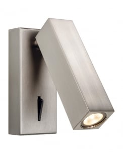Firstlight Solo LED Wall Mounted Spotlight 3455BN