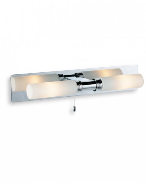 Firstlight Spa 2 Light Modern Bathroom Wall Fitting 5754CH