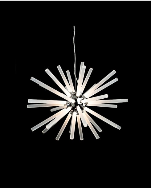 Firstlight Starburst Pendant Light 4882CH