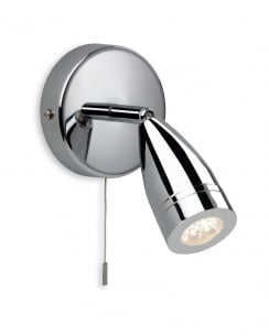 Firstlight Storm 3 Light Modern Bathroom Spotlight Fitting 8381CH
