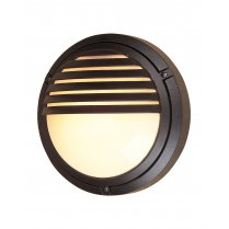 Firstlight Verona Single Light Modern Porch Light V405BK