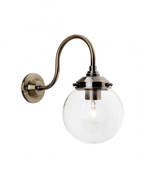 Firstlight Victoria Decorative Wall Light 5936AB