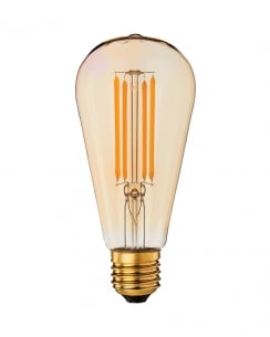Firstlight Vintage LED Filament Bulbs 4920