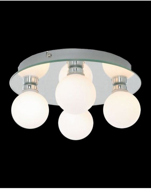 marco tielle hollywood 4 light modern mirrored ceiling mt543373