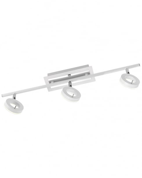 Paul Neuhaus Sileda Modern White Bathroom Ceiling Fitting 6785-16
