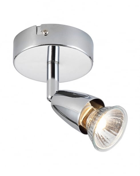Saxby Amalfi Single Light  Wall Mounted Spotlight 43277
