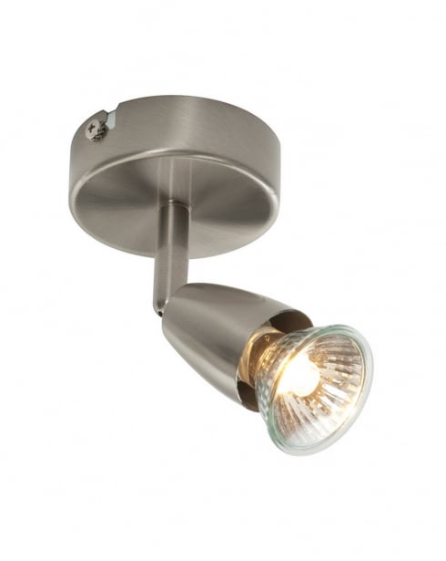 Saxby Amalfi Single Light  Wall Mounted Spotlight G2521013