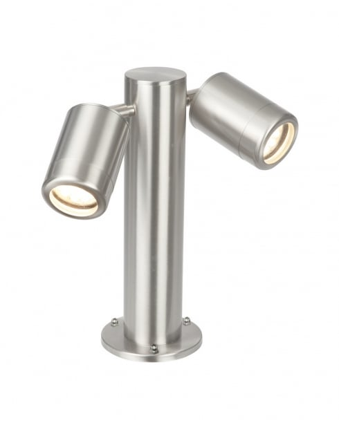 Saxby Atlantis Modern Steel Outdoor Light Post 70847
