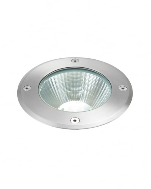 Saxby Ayoka Modern Steel Recessed Outdoor Light 67405