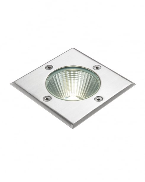 Saxby Ayoka Modern Steel Recessed Outdoor Light 67406
