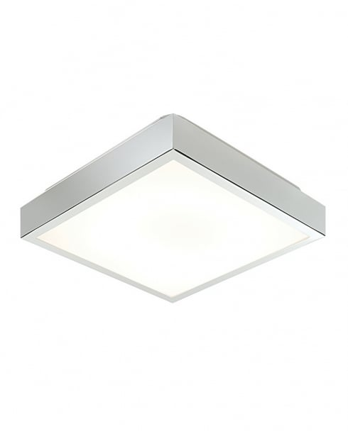 Saxby Cubita Single Light  Bathroom Ceiling Fitting 28679