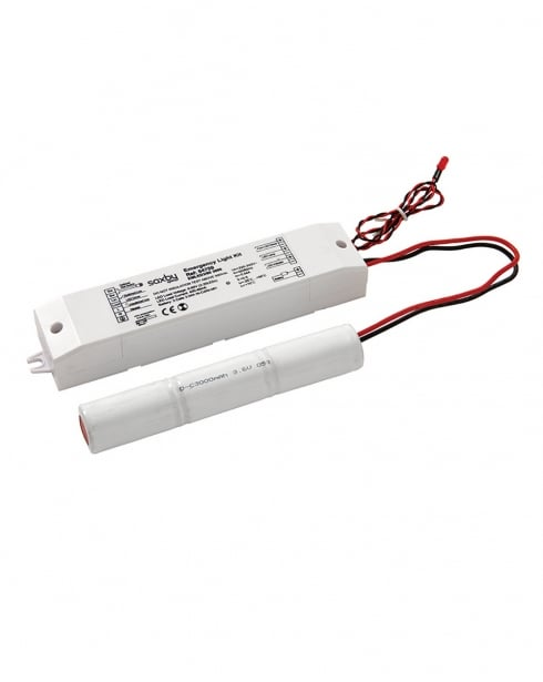Saxby Emergency LED conversion kit Accessory White 54759