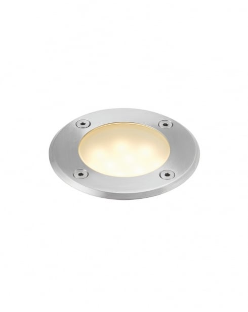 Saxby Escala Modern Steel Recessed Outdoor Light 67621