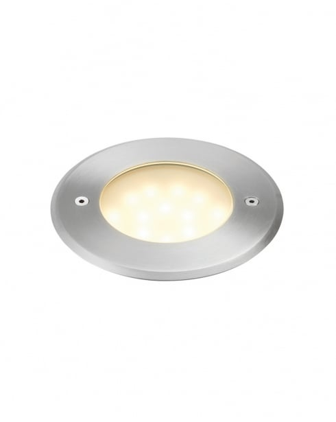 Saxby Escala Modern Steel Recessed Outdoor Light 67622