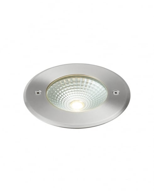 Saxby Evoke Modern Steel Recessed Outdoor Light 67618