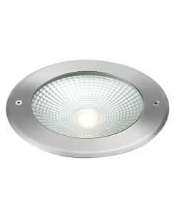 Saxby Evoke Modern Steel Recessed Outdoor LED Light 67619
