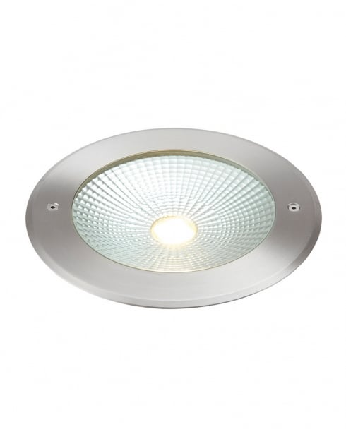 Saxby Evoke Modern Steel Recessed Outdoor Light 67620