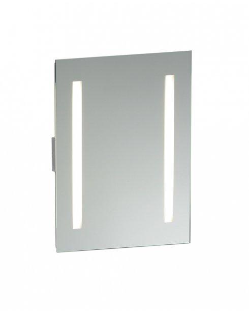 Saxby Glimpse 2 Light  Bathroom Mirror 13885