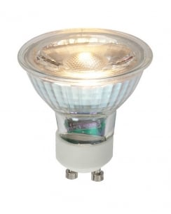 Saxby GU10 LED COB Accessory Clear Bulbs 67179