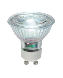 Saxby GU10 LED COB Accessory Clear Bulbs 67180