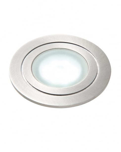 Saxby Hayz Modern Steel Recessed Outdoor Light 67361