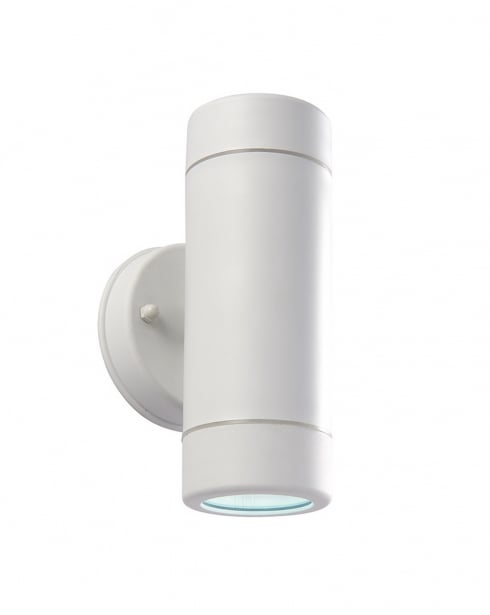Saxby Icarus Modern White Porch Light 61005