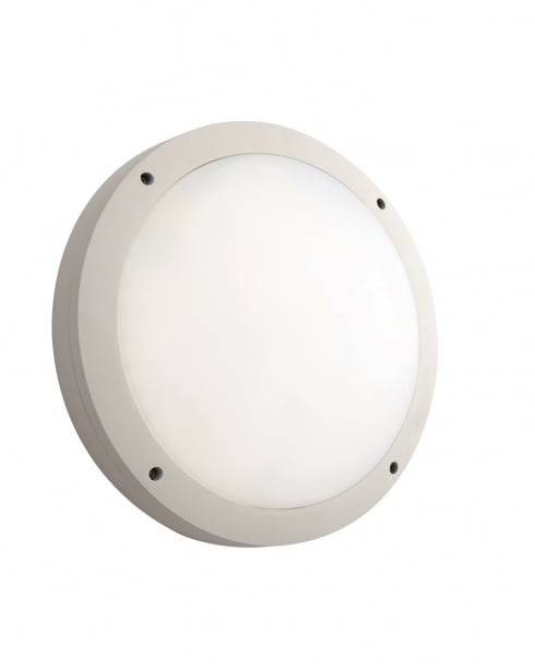 Saxby Luik Modern White Porch Light 69234
