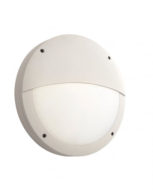 Saxby Luik Modern White Porch Light 69235