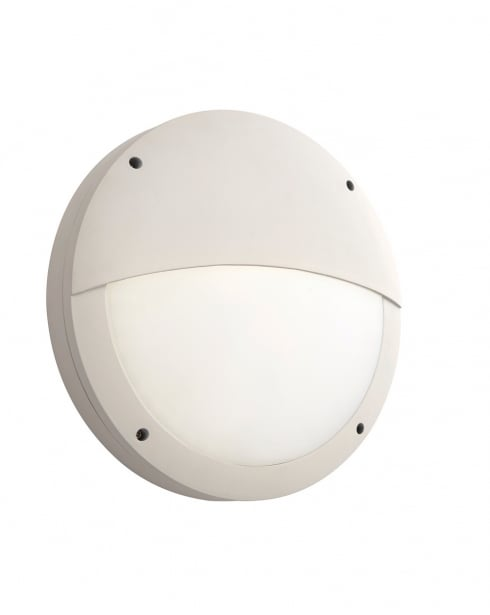 Saxby Luik Modern White Porch Light 69238
