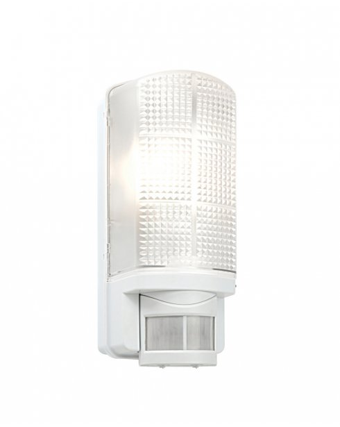 Saxby Motion PIR Single Light Modern Security Light 48740