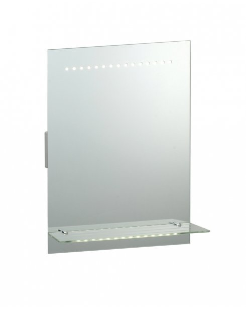 Saxby Omega 30 Light  Bathroom Mirror 39237