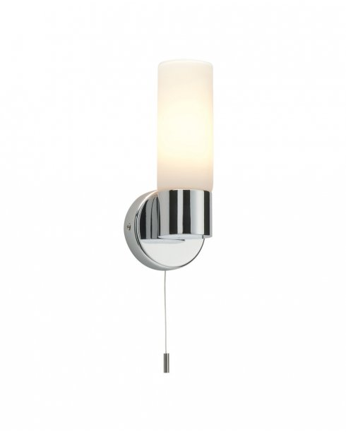 Saxby Pure Single Light  Bathroom Wall Fitting 34483