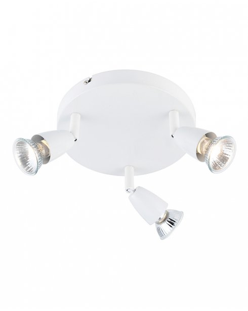 Saxby Amalfi 3 Light  Spotlight Fitting 43283