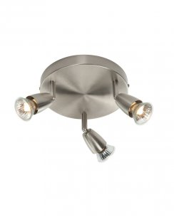 Saxby Amalfi 3 Light  Spotlight Fitting G2523413