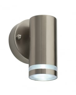 Saxby Aura Single Light Modern Porch Light 12523
