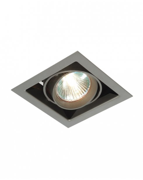 Ceiling Light Box Loose : Saxby box single light modern recessed ceiling mr